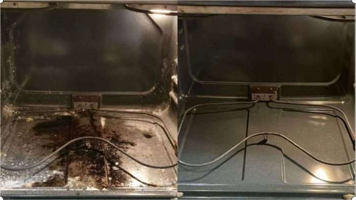 Clean-your-oven-naturally-with-baking-soda-and-vinegar